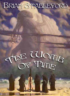 The Womb of Time, 2011, copertina