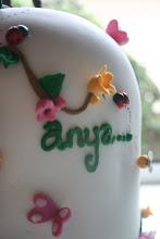 Anya's Birthday Cake
