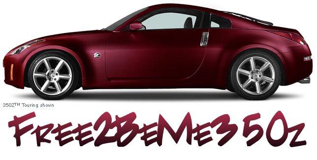 Free2BeMe350z