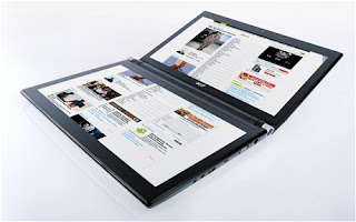 Acer Dual Touch Screen Laptop, Acer Icona Dual Touch Screen, Acer Icona on rifatsoftware