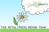 Design Team Member For The Petal Press