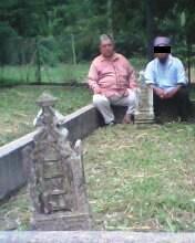 Makam Maharaja Kedah Syburi, DYMM Sultan Syeikh Ali Kai Fa Tabim Che Nai Aulia (Tok Canai) d Perlis