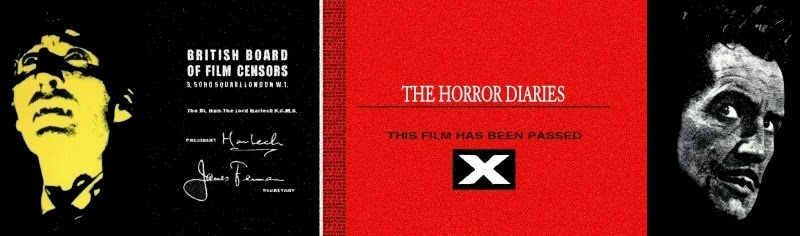 the horror diaries