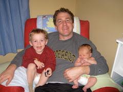 dad & boys