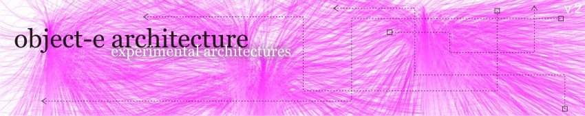 object-e architecture/research