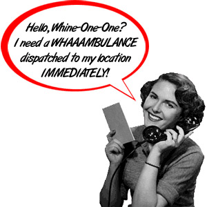 Call a whambulance 