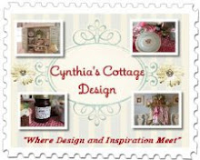 Click on the button to visit my sweet friend Cynthia's beautiful blog!