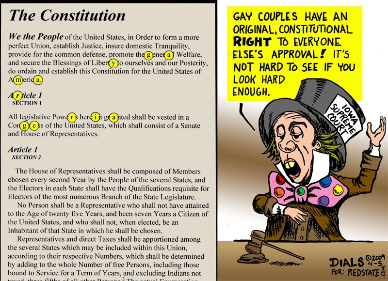 ... memeorandum: Iowa voters oust justices who made same-sex marriage legal