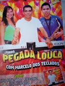 Poster do forro Pegada louca