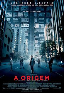 A Origem – Dublado – 2010