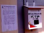 Kotak Pengaduan KTP