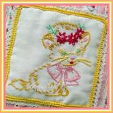 New Embroidery with Vintage Patterns at Flickr