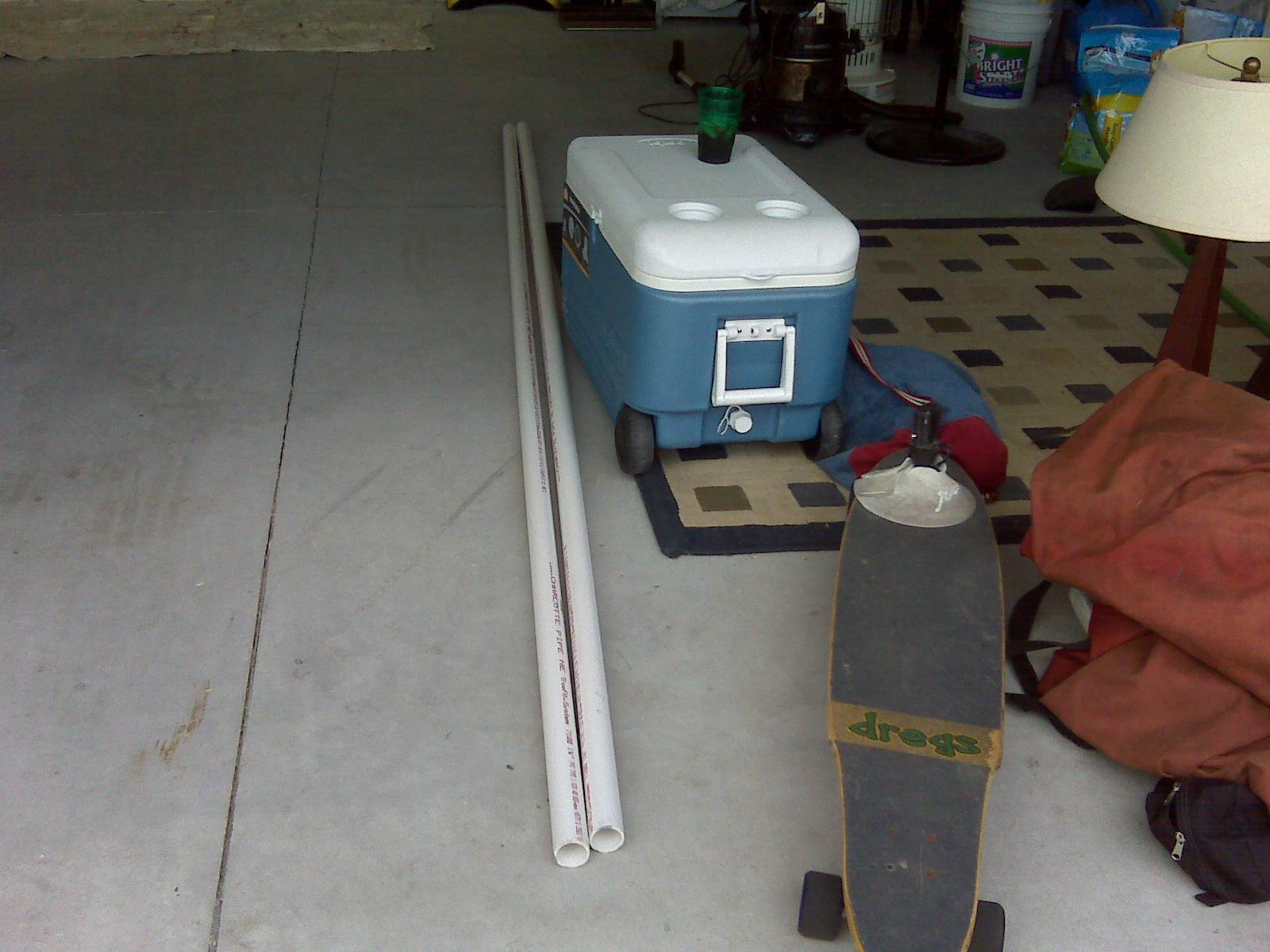 Live To Sail And Sup Custom Built Windsurf Board Rack