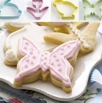 Easter cookie cutters by Lakeland