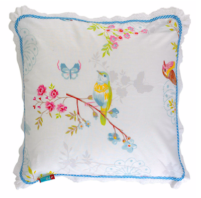 Early bird cushion by Aspace