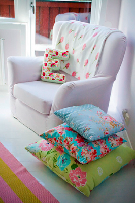 Elin's chair by Craft & Creativity