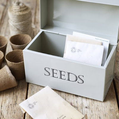 Seed box from Cox & Cox