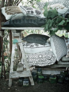 DAY Birger et Mikkelsen cushions