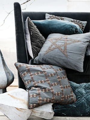 Cushions by Day Birger et Mikkelsen