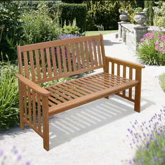 Bench by Garden and Homes Direct