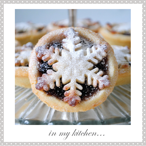 Gluten free mince pie by Torie Jayne