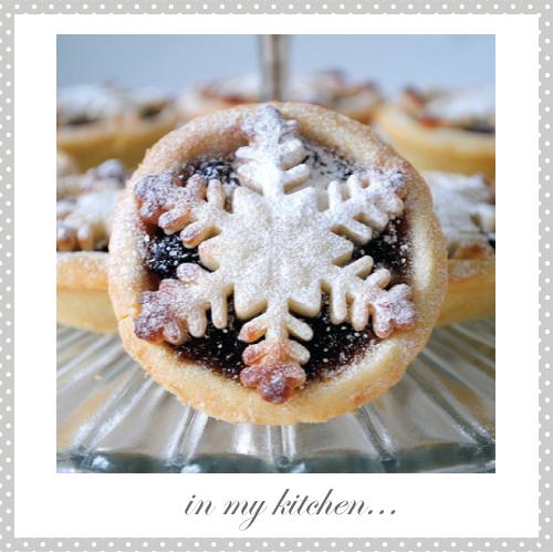 Gluten free mince pie by Torie Jayne