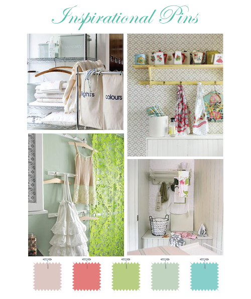 Gorgeous Laundry Rooms by Torie Jayne