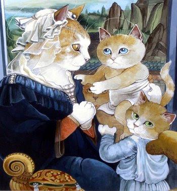 memory fra cats