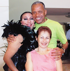 Com Maria Alcina e Dadá Maravilha