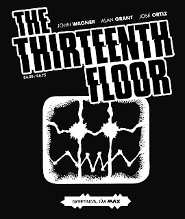 The Thirteenth Floor book cover