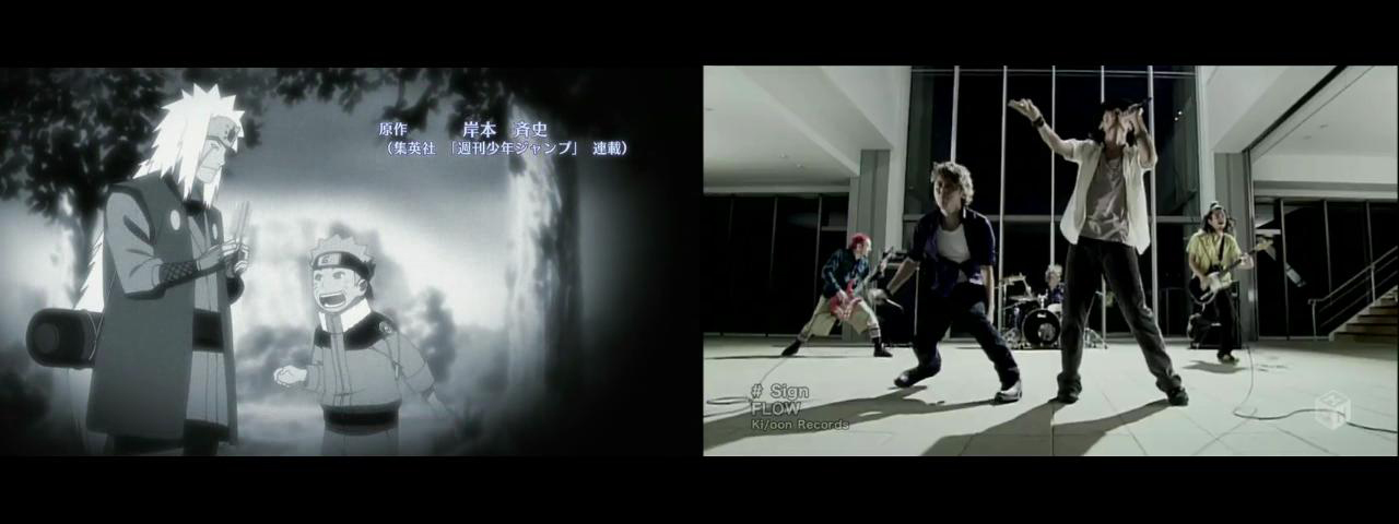 Opening 7: Motohiro Hata - Toumei Datta Sekai. Naruto Shippuden: