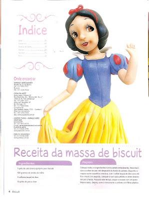 LINDAS PRINCESAS DISNEY DE BISCUIT PARA VC APRENDER A MODELAR
