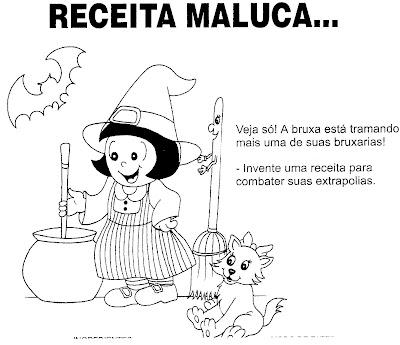 enigma+da+bruxa+001 Atividades para o dia das bruxas e lembrancinhas. para crianças