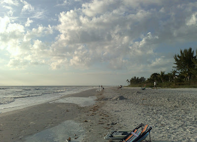 Sanibel Toot's Lazy Days: Day After Thanksgiving on Sanibel