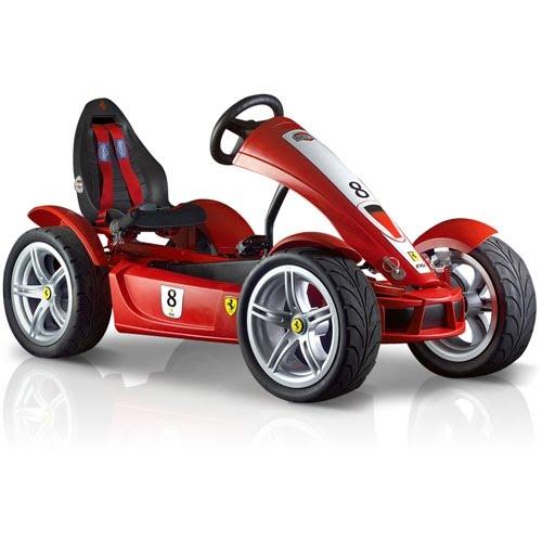 carlos alberto carnero sitio oficial fabuloso karting a pedal ferrari. Black Bedroom Furniture Sets. Home Design Ideas