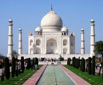 3. Taj Mahal