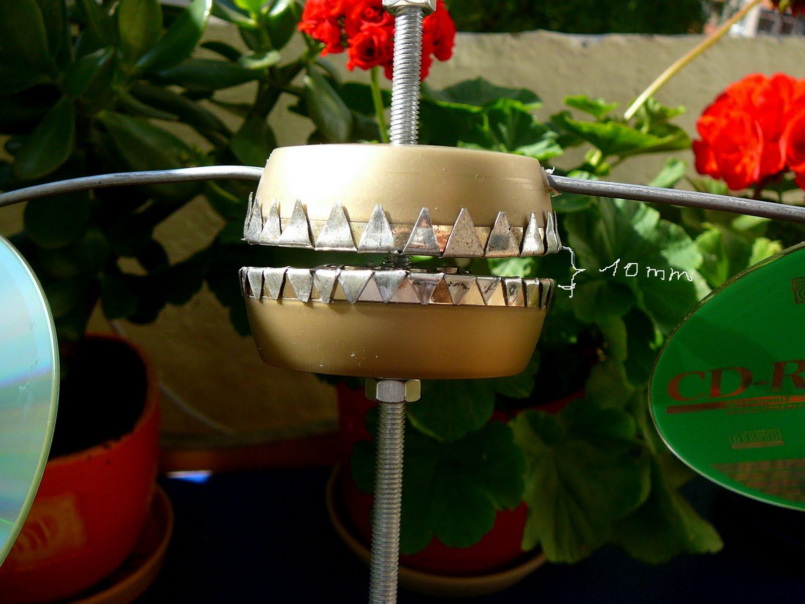 NEODYMIUM MAGNET LEVITATION Vertical Axis Wind Turbine MAGNETIC