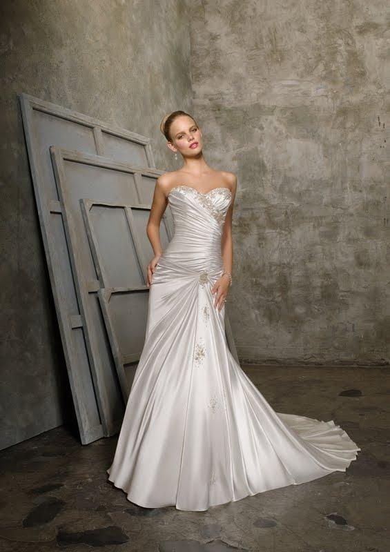 vestidos de noiva sereia. Acho lindo esse corte sereia,