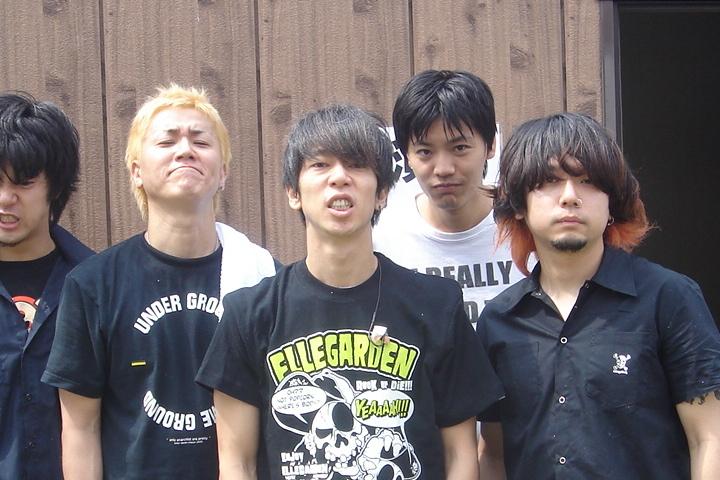 Takeshi Hosomi - ELLEGARDEN | Bands | Pinterest