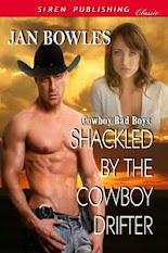 Shackled by the Cowboy Drifter