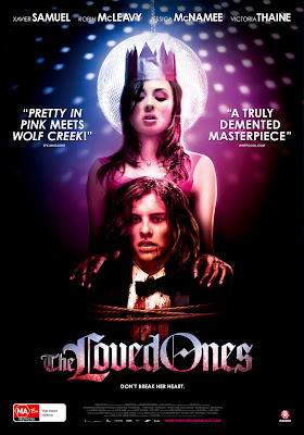 Filme Poster The Loved Ones DVDRip RMVB Legendado