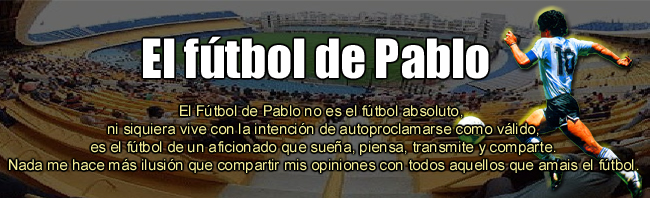 El Fútbol De Pablo