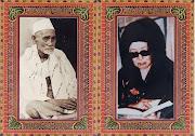 KH. Ma'shoem Ahmad dan Nyai Hj. Nuriyyah