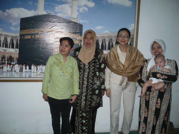Kunjungan Anggota DPD RI Poppy Darsono
