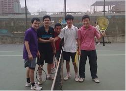Thông tin Đội Tennis