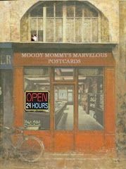 Moody Mommy's Marvelous Postcard Store