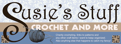 SUSIE's STUFF CROCHET AND MORE