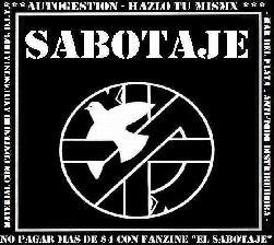 SABOTAJE-DEMO Y FANZINE