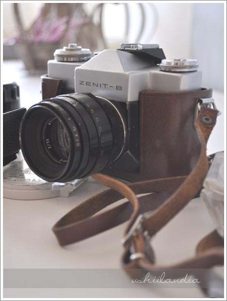 stary aparat foto / vintage camera