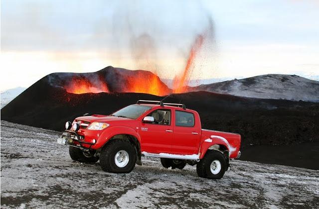 Top Gear Volcano 1